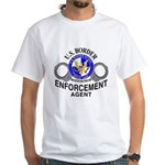 BORDER PATROL: White T-Shirt