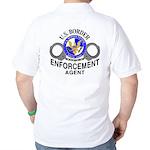 BORDER PATROL: Golf Shirt