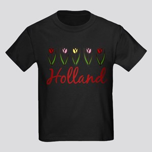 Holland Kids Dark T-Shirt