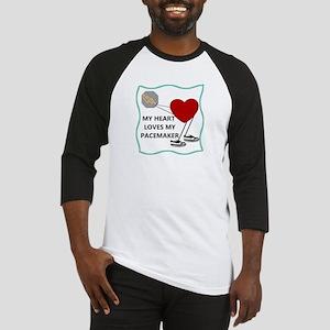 Heart Pacemaker Baseball Jersey