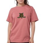 Pagan Sea Turtle Womens Comfort Colors Shirt