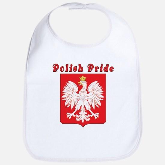 Polish Pride Eagle Bib