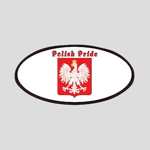 Polish Pride Eagle Patches