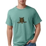 Pagan Sea Turtle Mens Comfort Colors Shirt