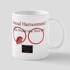 What Would Mae West Do? Mug