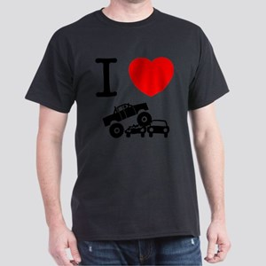 Monster Truck Dark T-Shirt