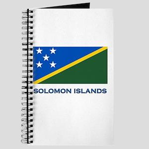 The Solomon Islands Flag Gear Journal