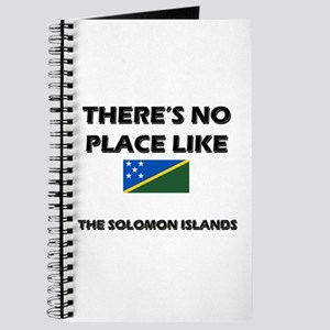 There Is No Place Like The Solomon Islands Journal