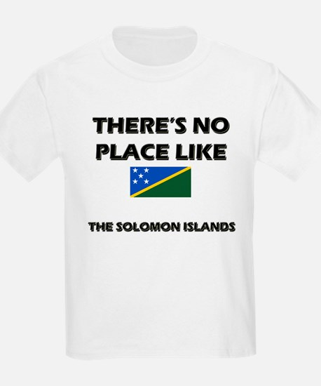 There Is No Place Like The Solomon Islands Kids T-
