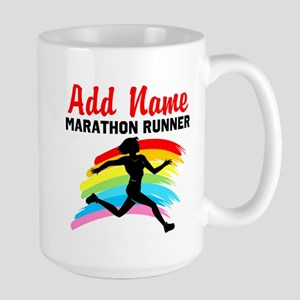 MARATHON RUNNER Large Mug