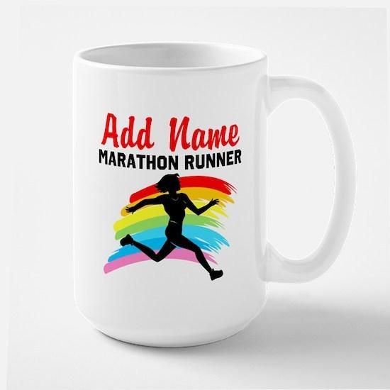 MARATHON RUNNER Large Mug