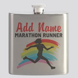 MARATHON RUNNER Flask