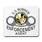 U.S. BORDER PATROL: Mousepad