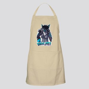 This is my WRAWR face! Apron
