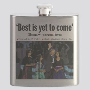 Best is Yet to Come Flask