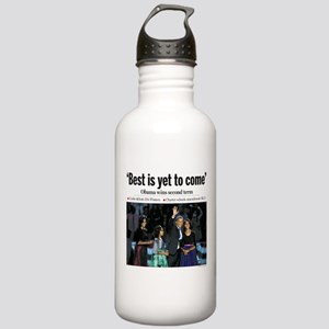 Best is Yet to Come Stainless Water Bottle 1.0