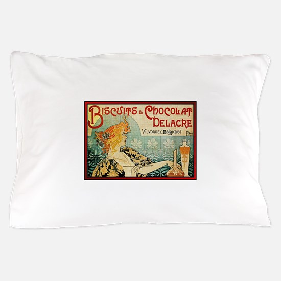 ART NOUVEAU Pillow Case