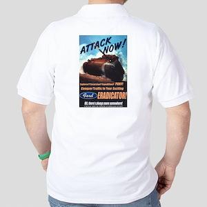 Ford Eradicator Golf Shirt