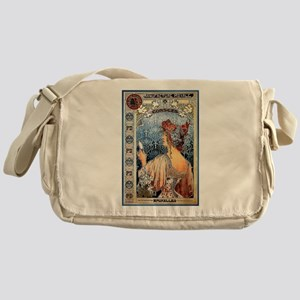 ART NOUVEAU Messenger Bag