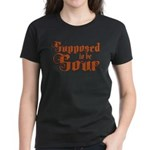 Supposed to be Sour Women's Dark T-Shirt