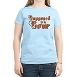Supposed to be Sour Women's Light T-Shirt