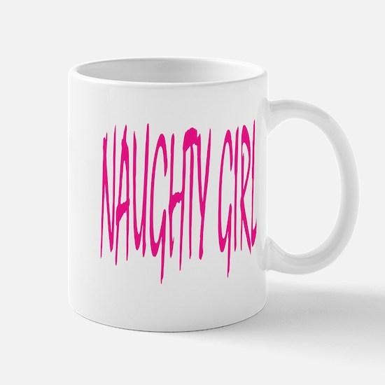 Naughty Girl Mug