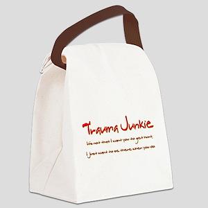 NewTJ Canvas Lunch Bag