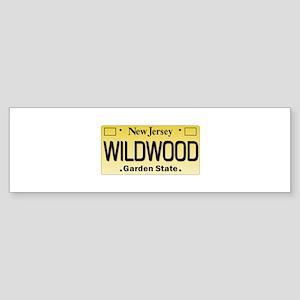 Wildwood NJ Tagwear Sticker (Bumper)