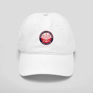 Round World's Greatest Dziadek Cap