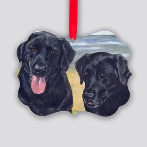 ParkerDixieArt Picture Ornament
