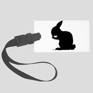 Bunny shape Large Luggage Tag