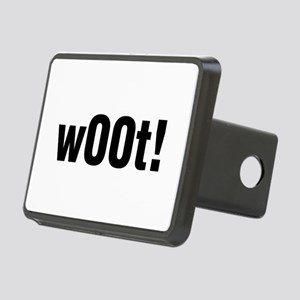 w00t Rectangular Hitch Cover