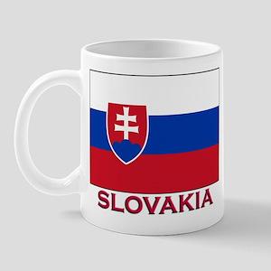 Slovakia Flag Stuff Mug