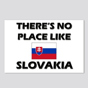 There Is No Place Like Slovakia Postcards (Package