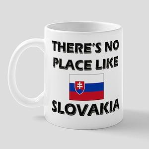 There Is No Place Like Slovakia Mug