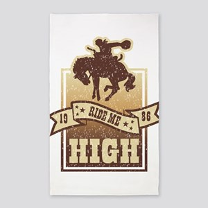 Ride Me High 3'x5' Area Rug