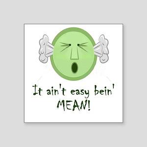 mean Sticker