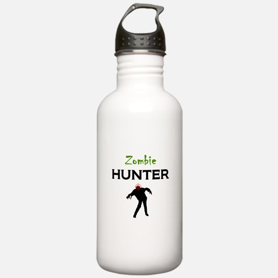 Zombie Hunter Water Bottle