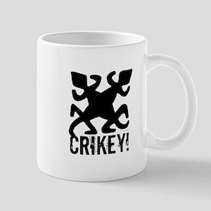 Crikey Crocodile Hunter Mug