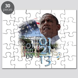 Obama's 2 Terms: Puzzle