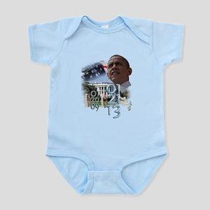 Obama's 2 Terms: Infant Bodysuit
