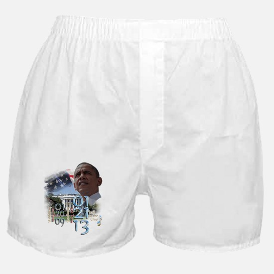 Obama's 2 Terms: Boxer Shorts