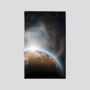 The Earth 3'x5' Area Rug