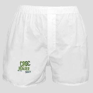 Crikey Crocodile Hunter Boxer Shorts
