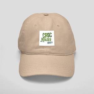 Crikey Crocodile Hunter Cap