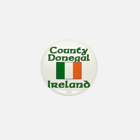 Unique County Mini Button