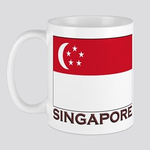 Singapore Flag Stuff Mug