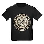 Eighty Eight Keys Kids Dark T-Shirt