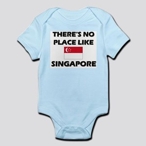 There Is No Place Like Singapore Infant Creeper