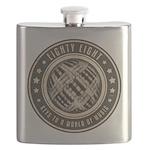 Eighty Eight Keys Flask